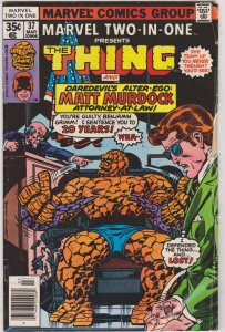 Marvel Two-In-One #37