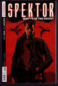 Doctor Spektor Master of the Occult #1 (2014, Dynamite)   9.4 NM