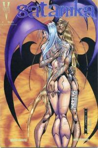 Satanika (1996 series) #3, NM + (Stock photo)