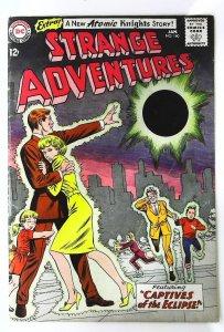 Strange Adventures (1950 series) #160, Fine- (Actual scan)