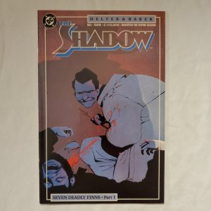 Shadow 8 Very Fine/Near Mint Cover by Kyle Baker