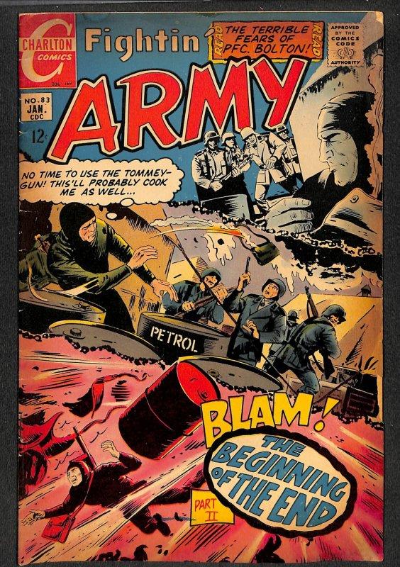 Fightin' Army #83 (1969)