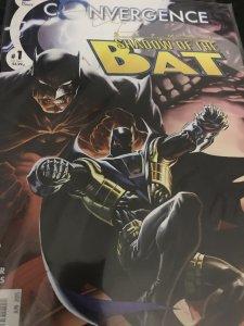 DC Convergence Batman Shadow of The Bat #1 Mint