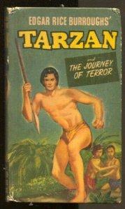 Tarzan and The Journey Of Terror #709-10 1950-ERB-Jesse Marsh-FN
