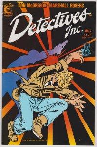 Detectives Inc. #2 (VF-NM)