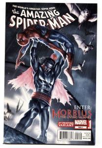 Amazing Spider-Man #699.1 2013 Morbius cover-Second Print Comic Book