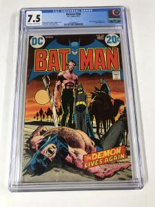 Batman (1st series) #244 CGC 9.0