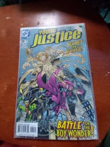 Young Justice #30 (2001)
