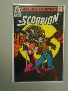 Scorpion #1 by Howard Chaykin 6.0 FN (1975 Atlas)