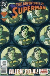 Adventures of Superman (1987 series) #528, NM- (Stock photo)