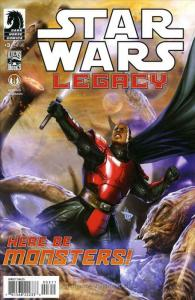 Star Wars: Legacy (Vol. 2) #3 VF/NM; Dark Horse | save on shipping - details ins
