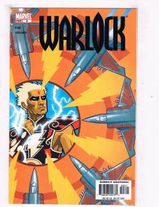 Warlock #3 FN Marvel Comics Comic Book Pak Adlard 2004 DE40 AD14