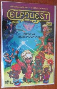Elfquest #1 9.4 NM (1987)