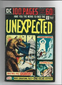 The Unexpected #157 (1974) VG 100 Page Giant!! JW221