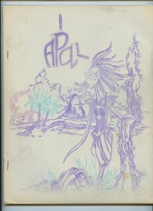 APA-L #79 – Fanzine from the Los Angeles Science Fantasy Society (April, 1966)