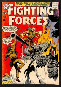 Our Fighting Forces #89 (1965)