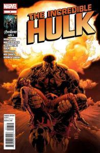 Incredible Hulk (2011 series) #7, NM + (Stock photo)