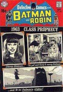 Detective Comics (1937 series) #391, VG (Stock photo)