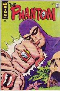 Phantom, The #22 (May-67) VF High-Grade The Phantom, Mandrake