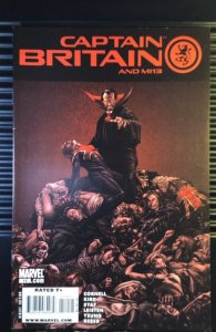 Captain Britain and MI:13 #14 (2009)