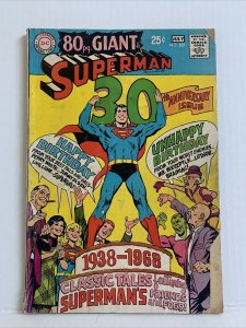 80 Page Giant #207 Superman, Reader