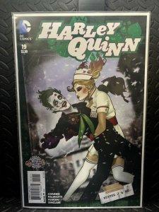 Harley Quinn #19 |  Comic Book Cover Replica | 11x17 Poster Print