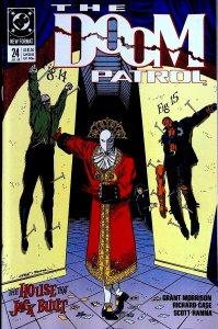 Doom Patrol #24 (1989)