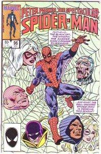 Spider-Man, Peter Parker Spectacular #96 (Nov-84) NM- High-Grade Spider-Man