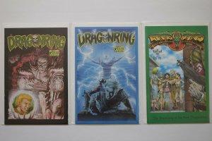 Dragonring, Dragonforce, Elflord Lot of 29 Aircel Comic Book Series NM