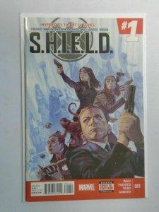 SHIELD #1 8.0 VF (2015 4th Series)