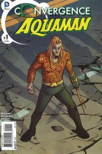 Convergence Aquaman #1, NM (Stock photo)