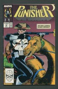 Punisher #19  / 9.2 NM-   May 1989
