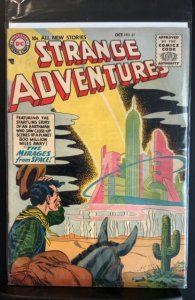 Strange Adventures #61 (1955)