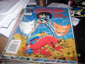 SPECTACULAR  SPIDER-MAN COMIC #  213  1994 MARVEL  TYPHOID MARY
