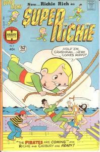 SUPER RICHIE (1975-1976) 5 VF-NM Oct. 1976 COMICS BOOK
