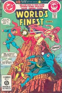 World's Finest Comics #276, VF- (Stock photo)