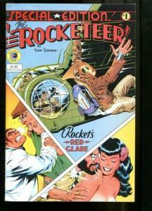 ROCKETEER SPECIAL EDITION #1-1984-DAVE STEVENS FN/VF