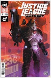 Justice League Odyssey #17 Main Cvr (DC, 2020) NM