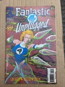 Fantastic Four Unplugged #3 (1996)