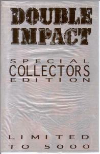 DOUBLE IMPACT (1995 HIGH IMPACT) 1995 SAN DIEGO SPE COMICS BOOK