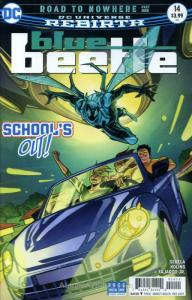 Blue Beetle (6th Series) #14 VF/NM; DC | save on shipping - details inside