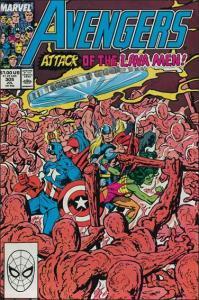 Marvel THE AVENGERS (1963 Series) #305 FN