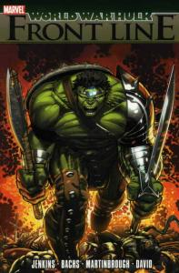 World War Hulk: Front Line TPB #1 FN; Marvel | save on shipping - details inside