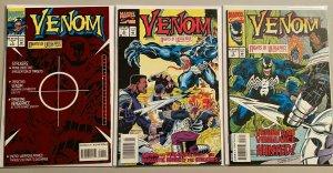 Venom nights of vengeance run:#1-3 6.0 FN (1994)