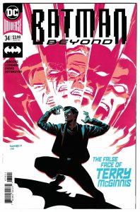 Batman Beyond #34 Main Cvr (DC, 2019) NM