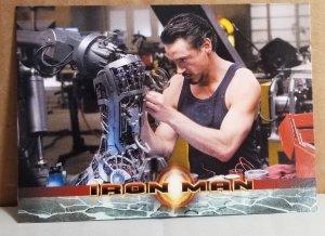 2008 Iron Man Movie Trading Card #24