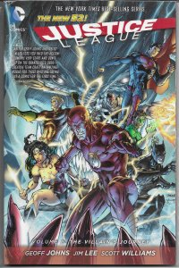 Justice League   (V2)  02: Villain's Journey TPB (New 52) FN