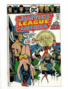 7 Justice League Of America DC Comic Books # 128 133 134 135 139 140 141 GK34