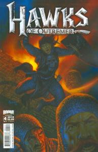 Hawks Of Outremer (Robert E. Howard's…) #4A VF/NM; Boom! | save on shipping - de