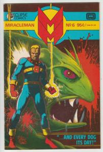 Miracleman #6 (Feb-86) NM Super-High-Grade Miracle Man
